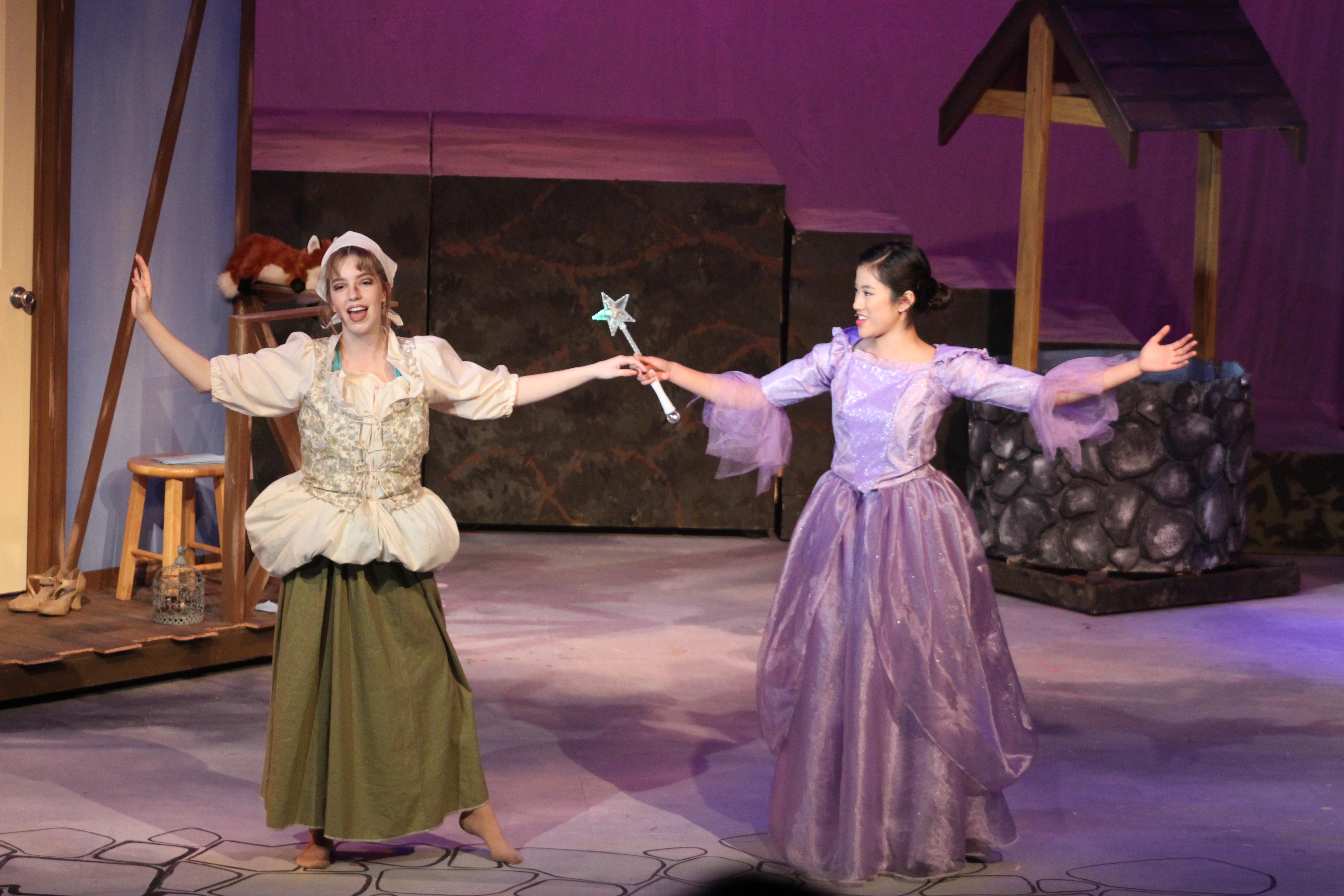 """Thông điệp từ vở nhạc kịch Cinderella của trường Trung Học Irvine Nam Cali: """"hãy lắng nghe dân oan!"""""""