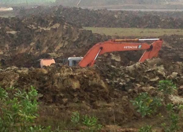 Phóng viên Báo Thanh Tra bị đánh khi điều tra về khai thác quặng trái phép ở Thanh Hóa