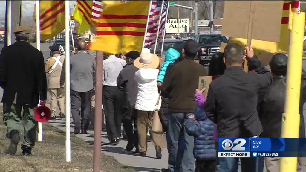 Cộng đồng người Việt ở Mỹ hưởng ứng tổng biểu tình 5 tháng 3 tại quốc nội