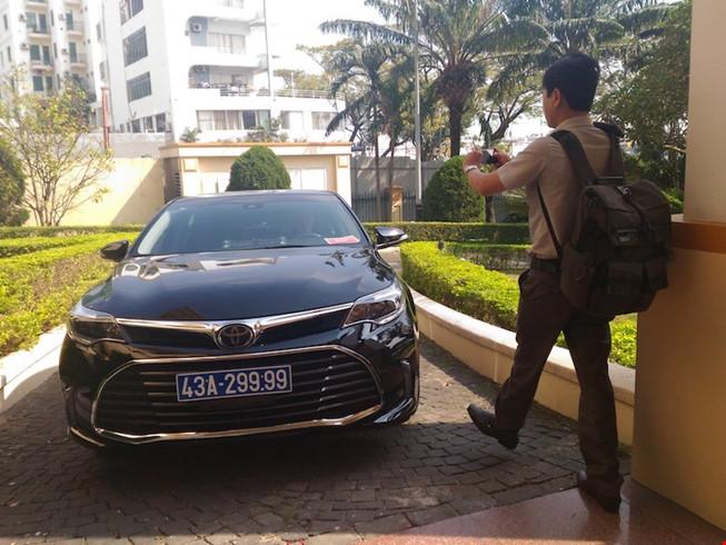Đến lượt Đà Nẵng trả lại xe được doanh nghiệp tặng