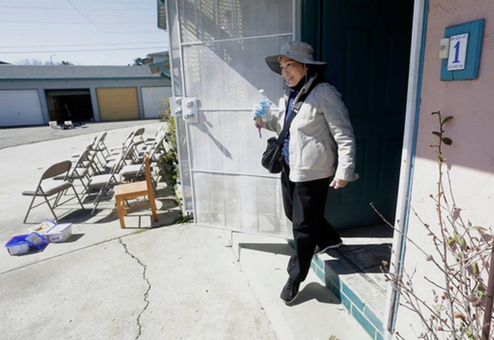 80% gia đình San Jose chưa có chỗ ở vì lũ lụt là người Việt