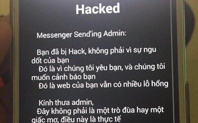 Hai hacker 15 tuổi là thủ phạm tấn công hàng loạt trang mạng phi trường Việt Nam