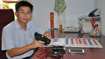 Tòa chưa tuyên án được với người 'Diệt Giặc Nội Xâm' Trần Minh Lợi