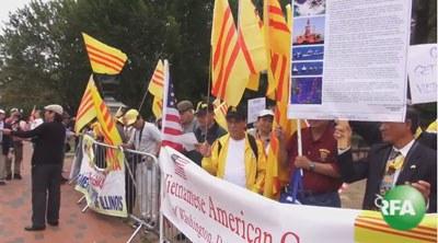 Cộng Đồng Người Việt Quốc Gia Hoa Kỳ kêu gọi biểu tình chống Tập Cận Bình ngày 6 tháng 4