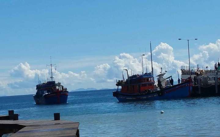 Tổ chức Ngư Nghiệp Thái Bình Dương đề nghị gọi các tàu cá Việt Nam là 'kẻ cướp san hô'