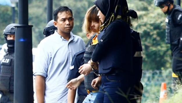 Nữ nghi can Indonesia và Việt Nam ra toà Malaysia về tội giết Kim Jong Nam