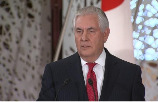 Ngoại trưởng Tillerson kêu gọi biện pháp tiếp cận mới với đe dọa của Bắc Hàn