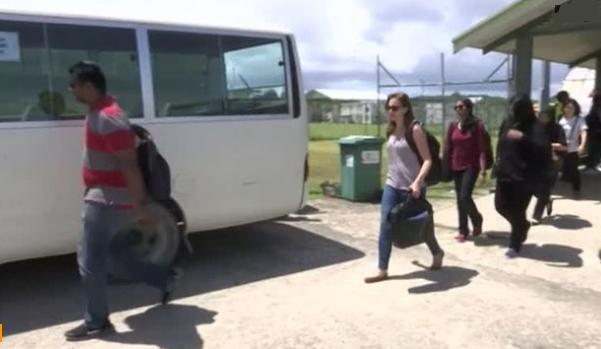Nhiều người tị nạn đồng ý nhận tiền từ chính phủ Úc và quay về quê hương