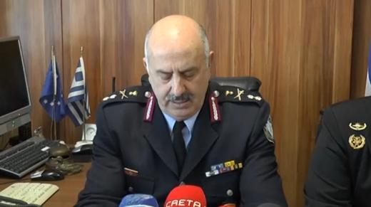 Cảnh sát Hy Lạp bắt 19 nghi can buôn người