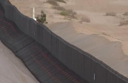 Đảng Dân Chủ muốn ngăn chặn việc xây dựng bức tường biên giới bằng tiền thuế