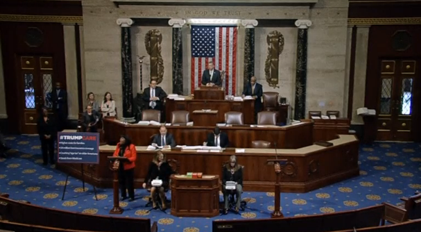 Tổng thống Trump yêu cầu chủ tịch Hạ Viện bỏ dự luật Y Tế Trumpcare