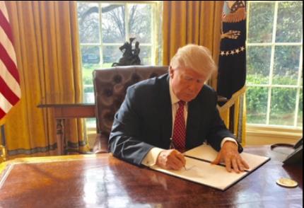 Thẩm Phán Liên Bang: sắc lệnh mới của tổng thống Trump không thực thi với một gia đình Syria