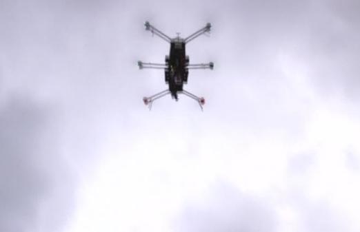 Thiết bị truy bắt máy bay không người lái trở nên thịnh hành