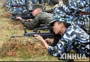 Trung Cộng tăng cường 100,000 lính cho các lữ đoàn Thuỷ Quân Lục Chiến để bảo vệ lãnh hải