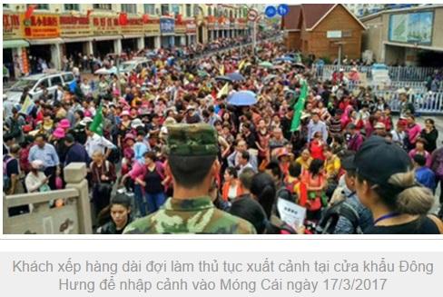 """Cuộc """"di dân"""" khổng lồ có một không hai trong lịch sử của người Trung Cộng sang Việt Nam (Nhật Minh)"""