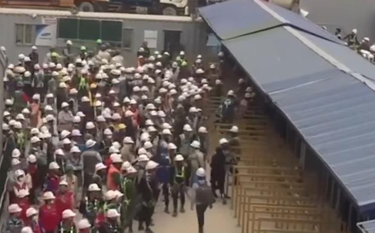 Truyền thông Nam Hàn nghi có người chết trong vụ xô xát ở nhà máy Samsung Bắc Ninh