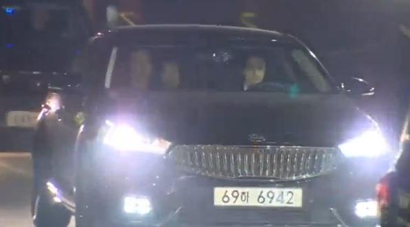 Tổng thống Nam Hàn bị truất phế bị bắt giam