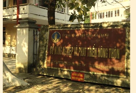 Tỉnh Hà Giang xét lại vụ bổ nhiệm tài xế làm trưởng phòng từ 2010