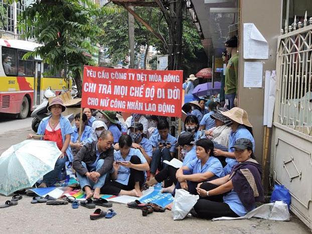 Phong trào Lao Động Việt tổ chức cuộc thi chụp hình tạo nhận thức trong giới công nhân