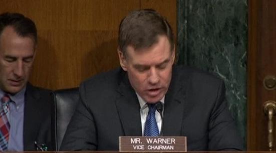 TNS Warner: có nhiều nghi vấn trong mối liên hệ có thể giữa Nga và Tổng Thống Trump