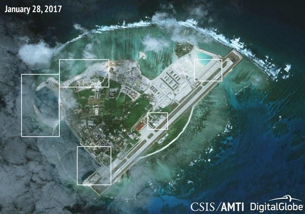 'Phản đối Trung Quốc xây dựng phi pháp': Chính quyền CSVN vẫn diễn kịch!