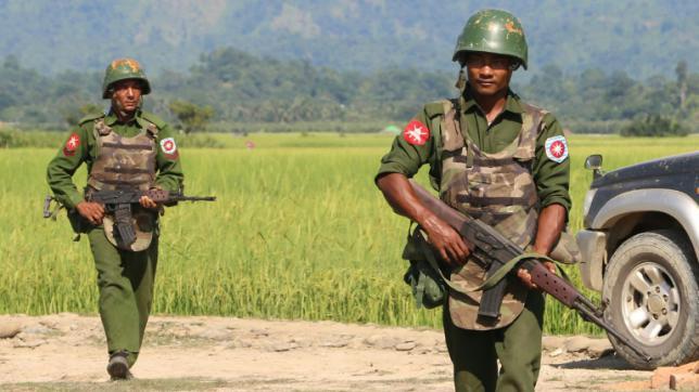 30 người chết trong vụ xung đột tại thị trấn Myanmar gần biên giới Trung Cộng