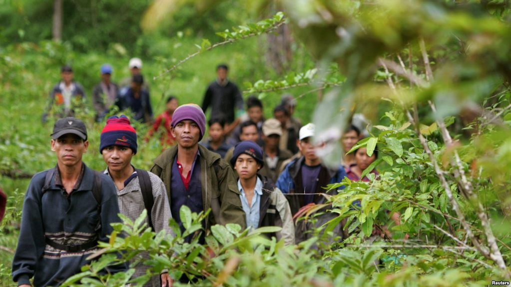 6 người Thượng xin tỵ nạn bị trả về Việt Nam