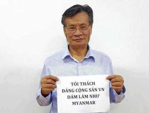 Thấy gì từ vụ Tiến Sĩ Nguyễn Quang A bị chặn gặp nhà ngoại giao Úc?