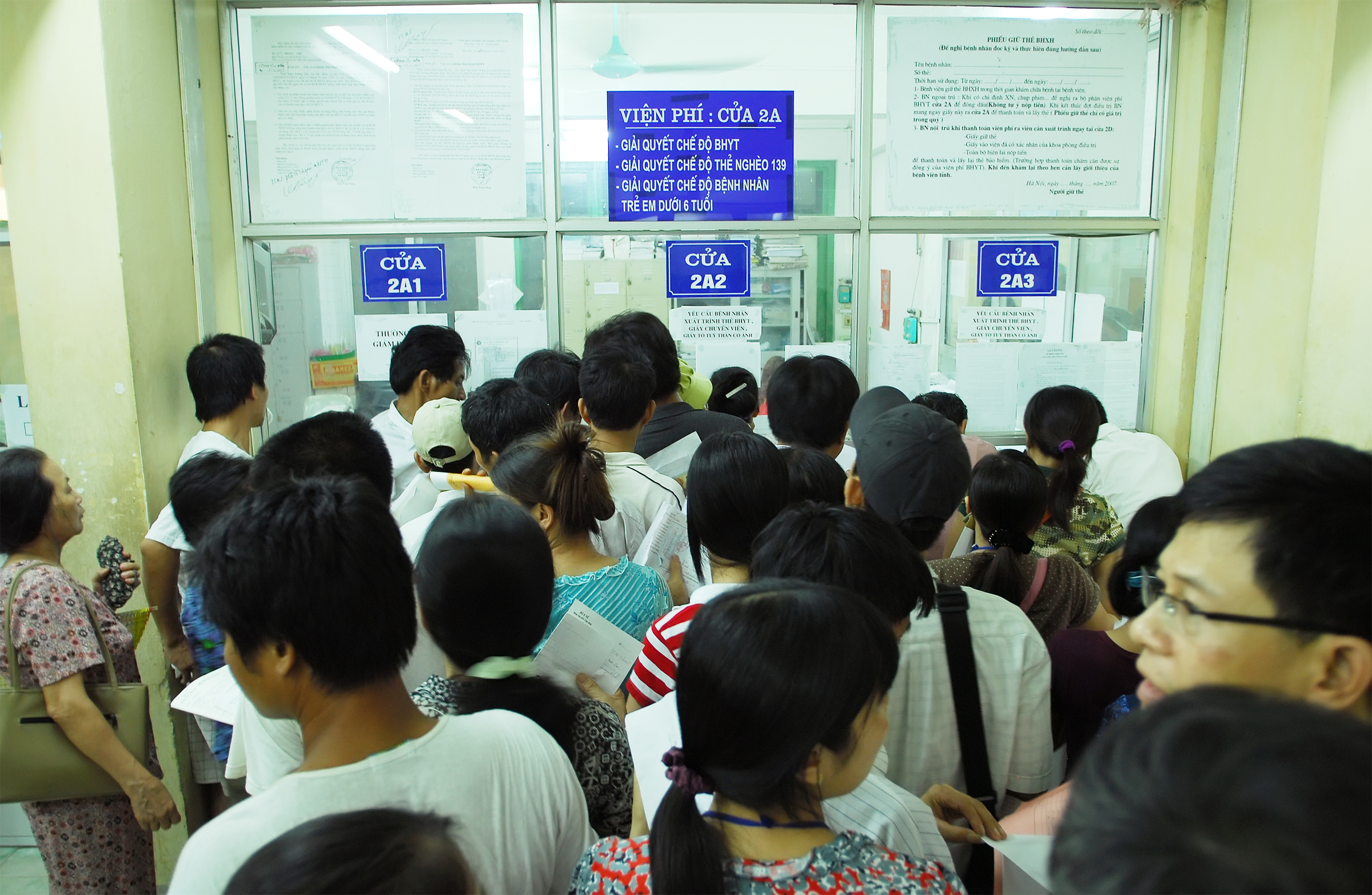 Chi phí y tế ở Việt Nam sẽ tăng rất cao