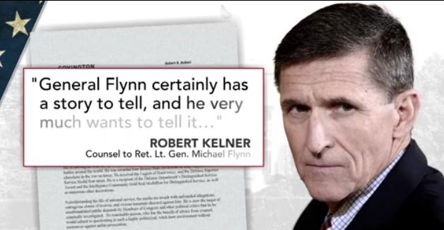 Cựu tướng Michael Flynn ban đầu không khai các khoản tiền nhận liên quan tới Nga