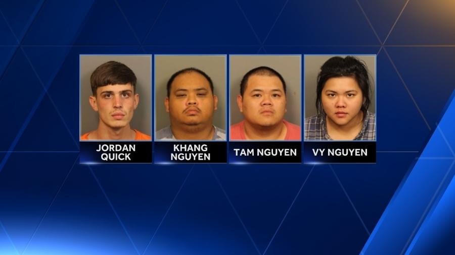 3 anh chị em chủ tiệm tạp hóa gốc Việt ở Alabama bị bắt vì bán thuốc cấm
