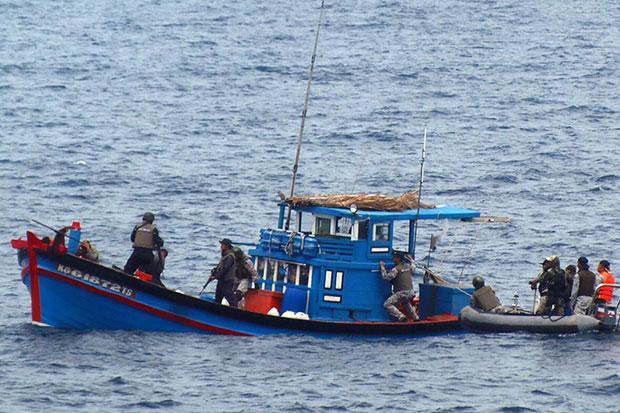 Ngư dân Việt qua đời khi bị cảnh sát biển Malaysia bắt giữ