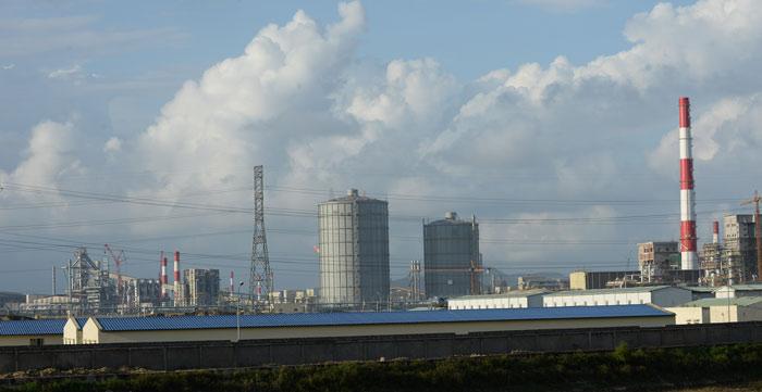 Bộ Tài Nguyên CSVN cho phép nhà máy thép Formosa bắt đầu chạy thử