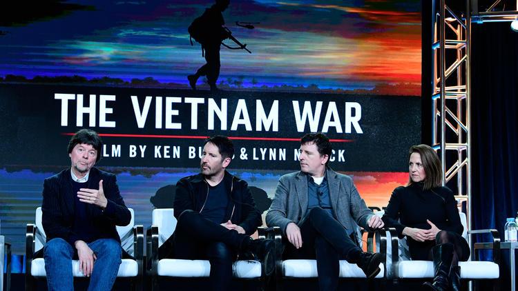 Đài truyền hình PBS lên lịch chiếu bộ phim 10 tập về chiến tranh Việt Nam