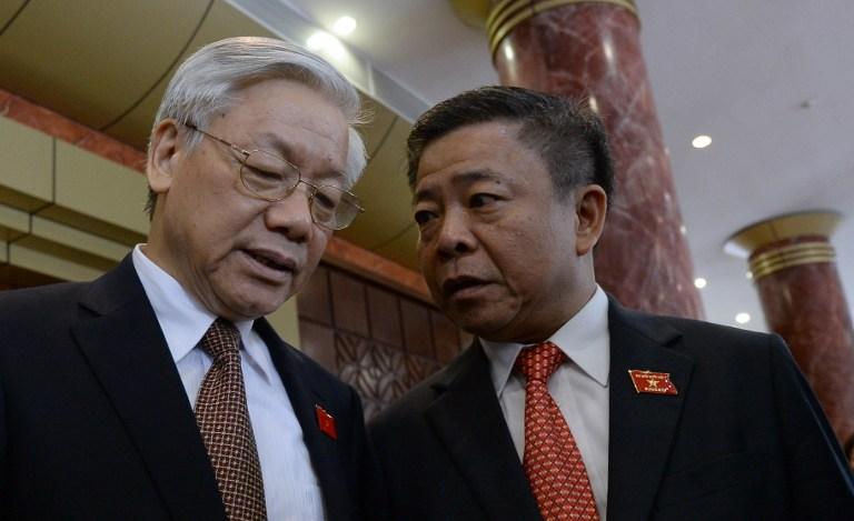 Ông Võ Kim Cự bị đề nghị kỷ luật trong vụ Formosa