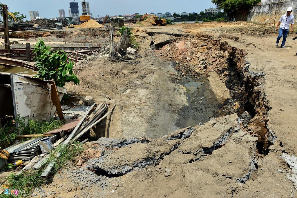 Sài Gòn đang lún sụt dần với tốc độ đáng báo động