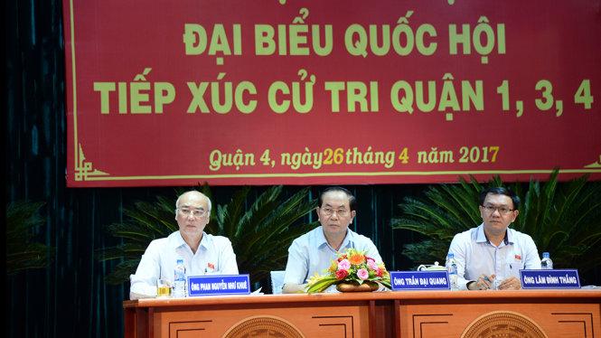 Chủ tịch CSVN kêu gọi 'mở rộng dân chủ' sau vụ Đồng Tâm