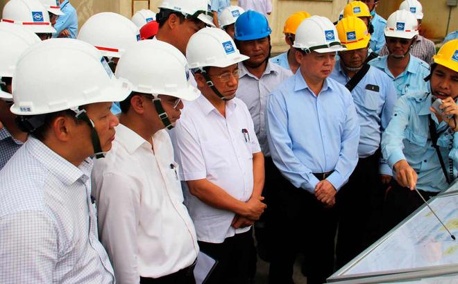 Nhà máy Formosa sửa chưa xong đã nạp nhiên liệu đòi chạy thử