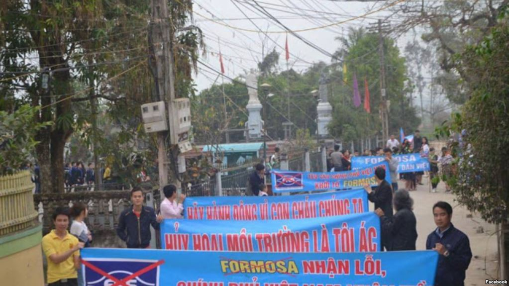 Chủ tịch CSVN đề nghị tỉnh Nghệ An giải quyết khiếu kiện của người dân