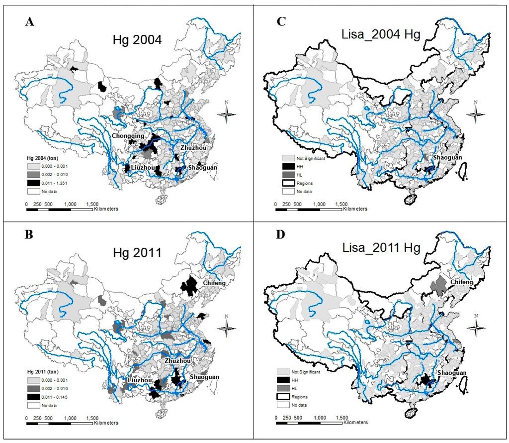 Báo động ô nhiễm thủy ngân từ Trung Cộng lan sang Việt Nam