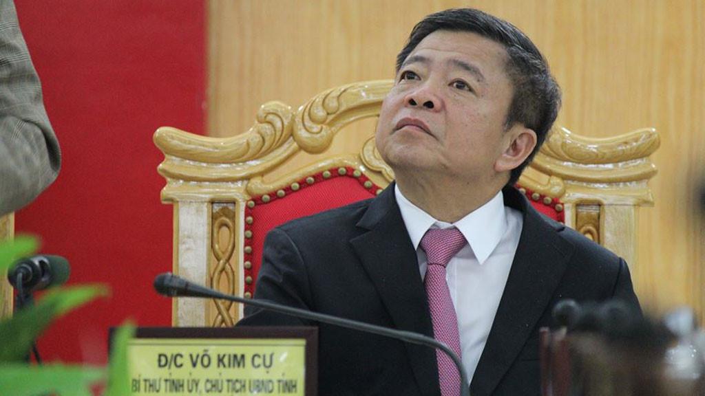 """Ông Võ Kim Cự xin thôi làm đại biểu quốc hội vì """"lý do sức khoẻ"""""""