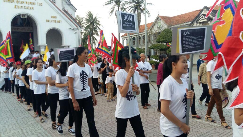 Biểu tình chống Formosa và bè lũ tiếp tay để tưởng niệm quốc hận 30/4
