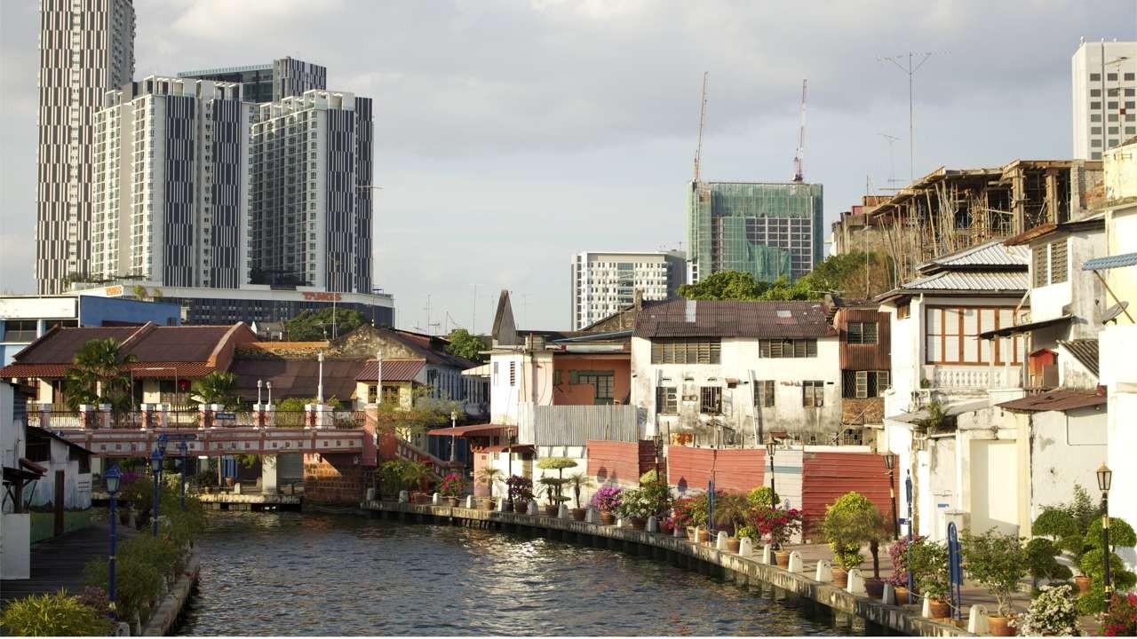 Trung Cộng xây hải cảng Melaka Gateway – Malaysia thành trung tâm nối kết với thế giới