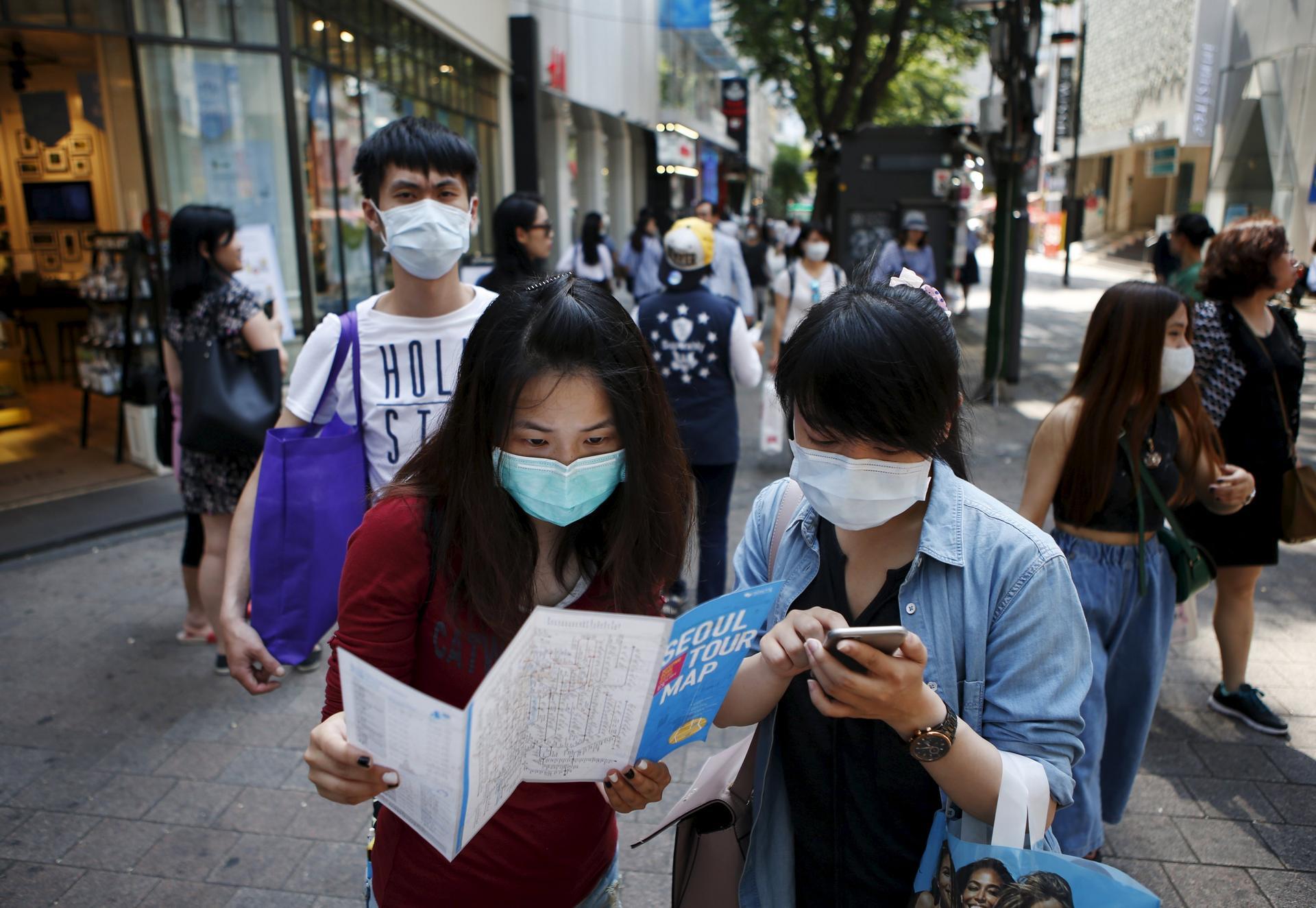 Lượng du khách Hong Kong đến Nam Hàn gia tăng