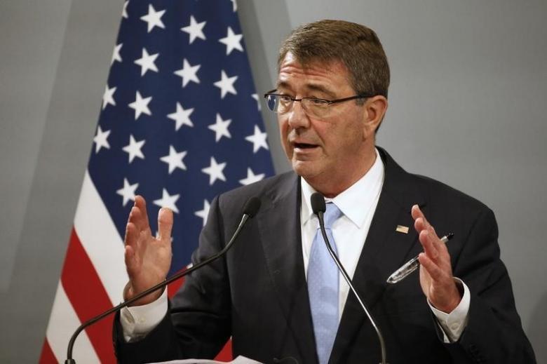Cựu Bộ Trưởng Quốc Phòng Ash Carter: áp đặt chế tài lên Nga sau cuộc tấn công hóa học tại Syria