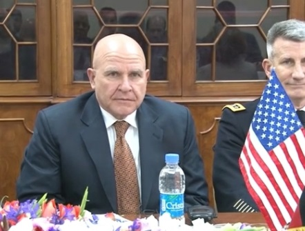 Cố vấn an ninh quốc gia H.R. Mcmaster: tới lúc phải cứng rắn hơn với nga