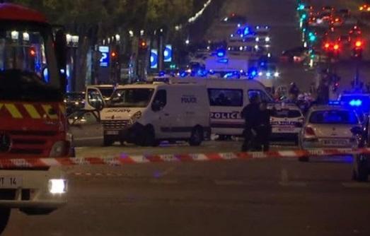ISIS nhận trách nhiệm vụ nổ súng ở Paris làm 1 cảnh sát thiệt mạng