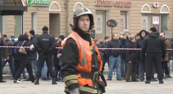 Nhận dạng nghi can khủng bố xe điện ngầm ở St. Petersburg