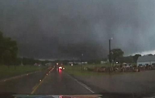 5 người bị thiệt mạng vì lốc xoáy ở Texas