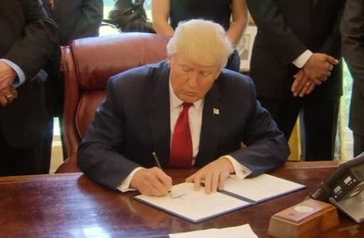 Tổng thống Trump mở cuộc điều tra nhắm vào thép Trung Cộng